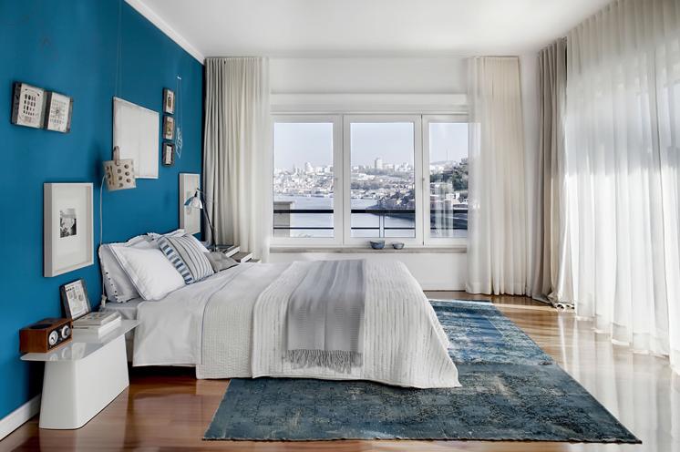 o meu quarto azul  my blue bedroom  o blog da Lígia Casanova